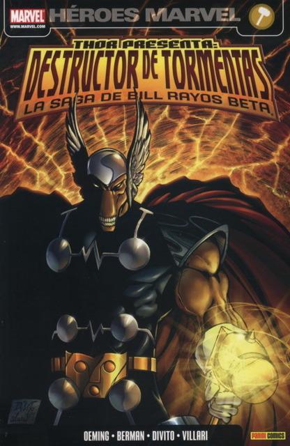 Thor Presenta: Destructor de Tormentas - La Saga de Bill Rayos Beta