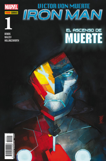 Victor Von Muerte: Iron Man