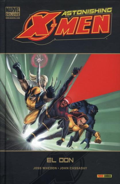 Marvel Deluxe: Astonishing X-Men