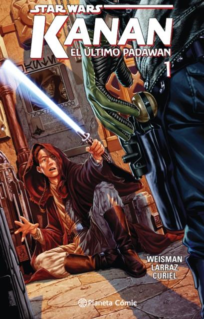Star Wars Kanan: El último Padawan