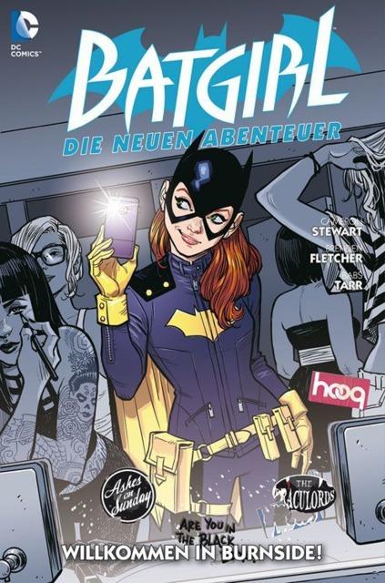 Batgirl: Die neuen Abenteuer