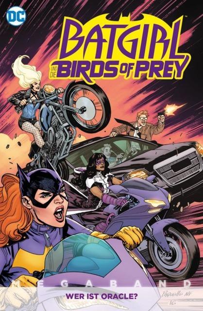 Batgirl Und De Birds of Prey Megaband: Wer Ist Oracle?