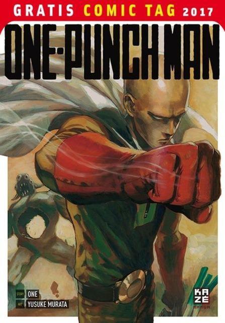 One-Punch Man: Gratis Comic Tag 2017