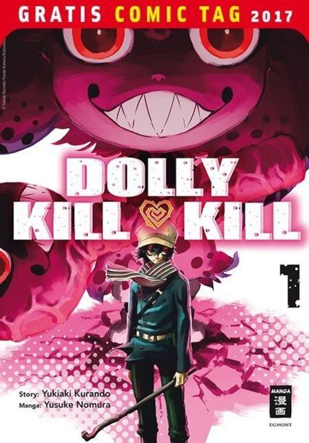 Dolly Kill Kill: Gratis Comic Tag 2017