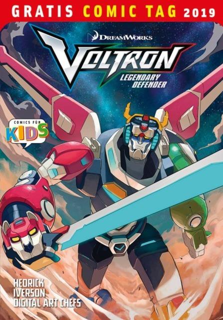 Voltron – Legendärer Verteidiger 1: Die Prüfung: Gratis Comic Tag 2019