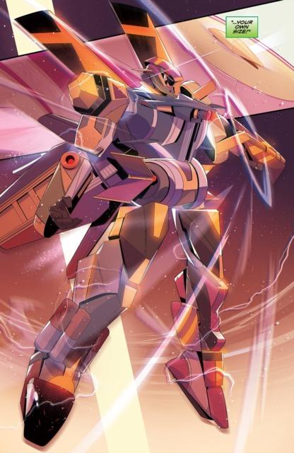 Solarix Megazord
