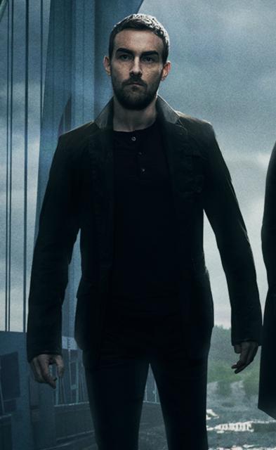 Tom Austen as Hellstorm