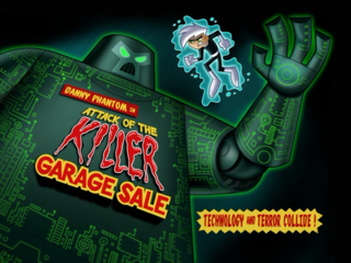 Attack of the Killer Garage Sale