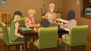 The Uzumaki Household
