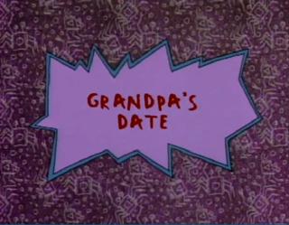 Grandpa's Date