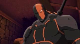 Deathstroke in Son of Batman