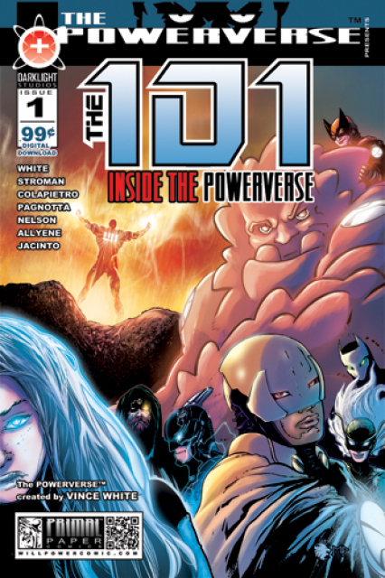 The Powerverse Presents THE 101