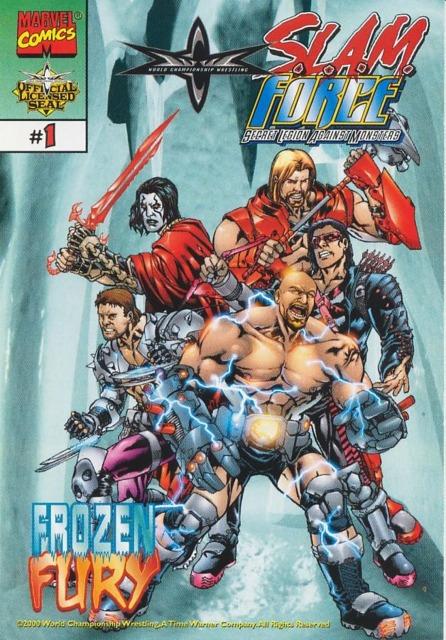 WCW S.L.A.M. Force