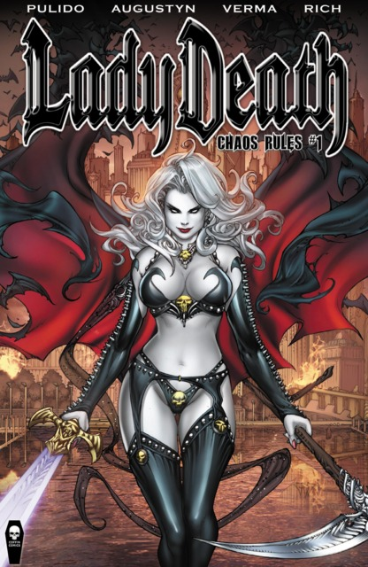 Lady Death: Chaos Rules
