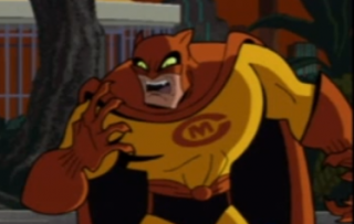 Catman as he appears in The Brave and the Bold - The Videogame