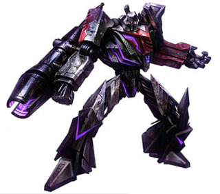 Megatron in War for Cybertron