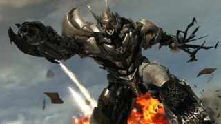 Megatron in RotF the game