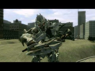 Megatron in Transformers: The Game