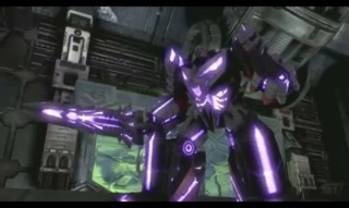 Megatron in Rise of the Dark Spark