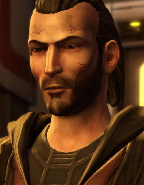 Revan freed from his prison