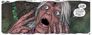 An aged Xanadu