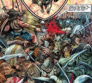 Battle of the Ilbars River