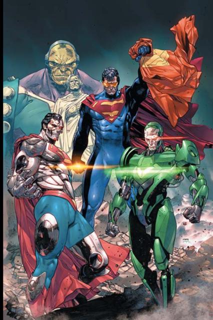 Rebirth - Superman Revenge Squad