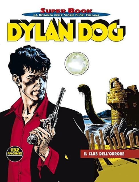 Dylan Dog Super Book