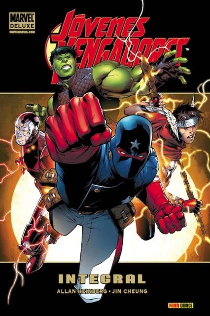Marvel Deluxe: Jóvenes Vengadores