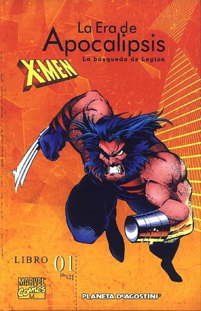 Coleccionable X-Men: La Era de Apocalipsis