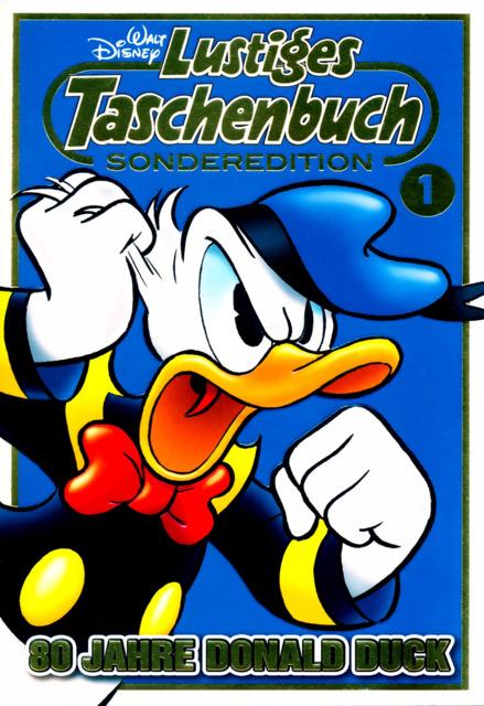 Lustiges Taschenbuch Sonderedition 2013