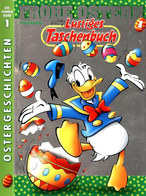 Lustiges Taschenbuch Ostern