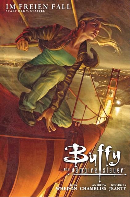 Buffy the Vampire Slayer Staffel 9