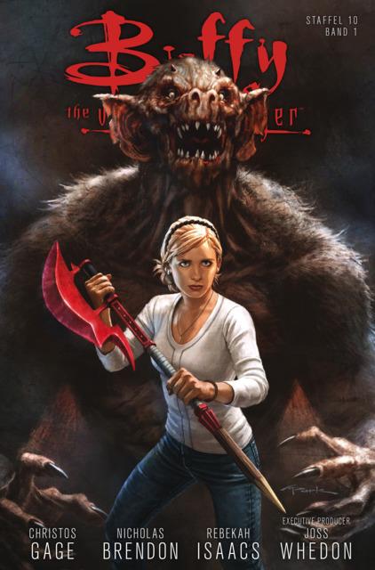 Buffy the Vampire Slayer Staffel 10