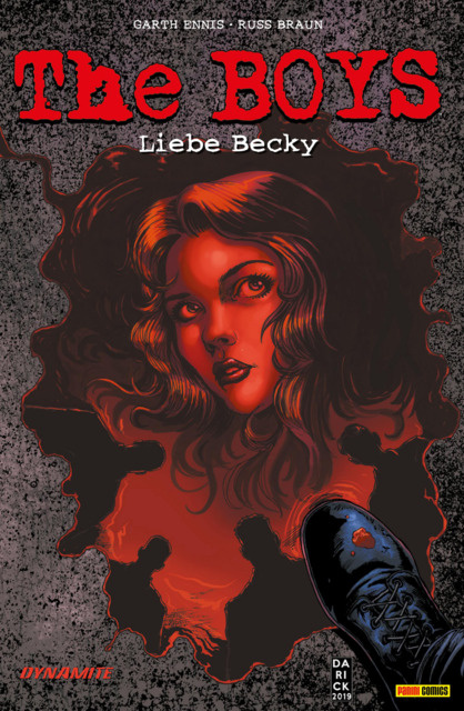 The Boys: Liebe Becky