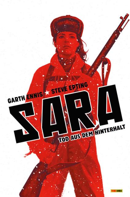 Sara: Tod aus dem Hinterhalt