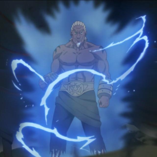 Lightning Armor.