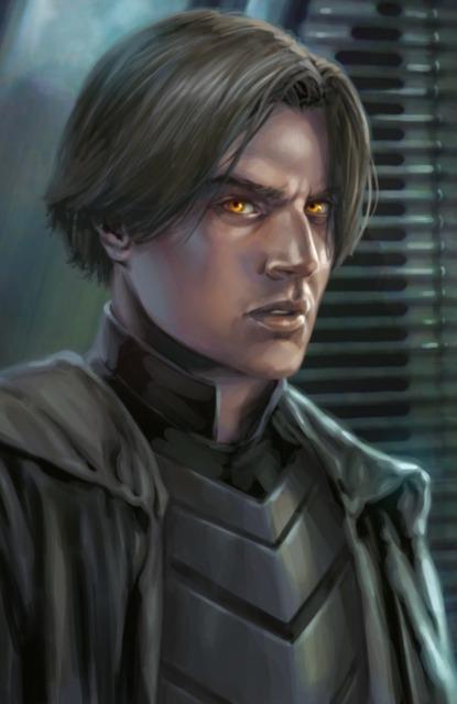 Darth Caedus, Jacen as a Sith Lord.