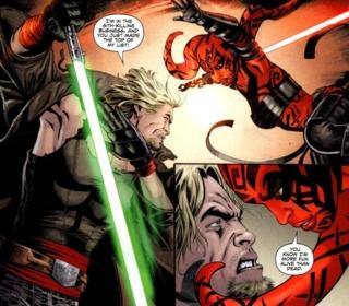 Talon vs Cade.