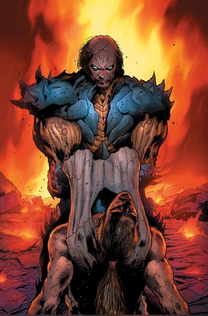 Gafti wears The X-O Manowar Armor
