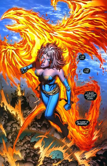 X-men: Phoenix Warsong #3