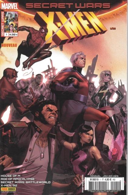 Secret Wars: X-Men