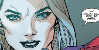 No mutant will kneel to Hydra.