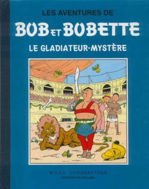 Le gladiateur-mystère