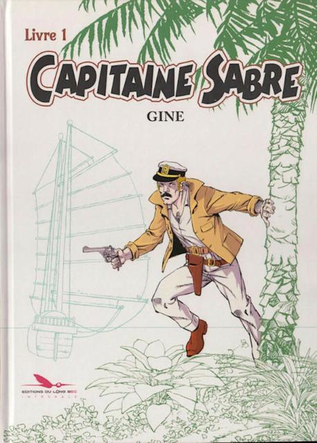 Capitaine Sabre - Intégrale