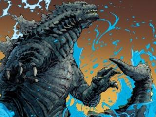 Godzilla as he appeared in Godzilla: Awakening.