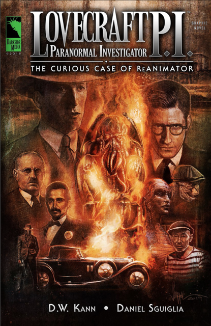Lovecraft P.I. - The Curious Case of ReAnimator