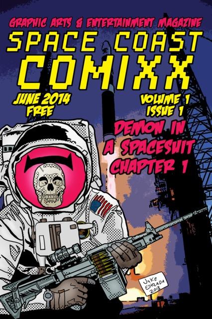 Space Coast Comixx