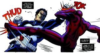 Punisher Vs. Daredevil (Round 2)