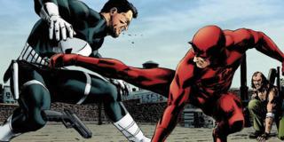 Punisher Vs. Daredevil (Round 1)